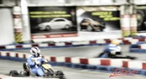 Суровая гонка Info Drive