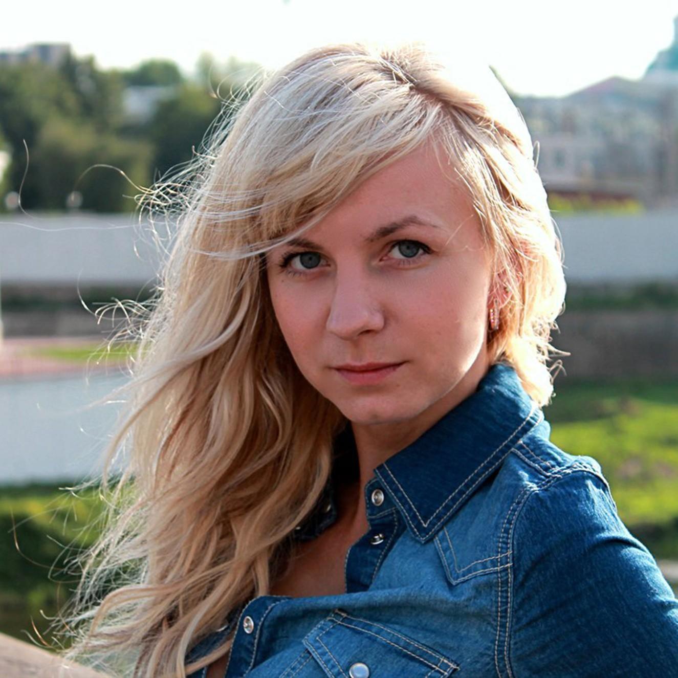 Екатерина Зарытовская