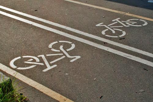 Парк, велодорожка