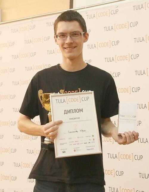 Tula Code Cup