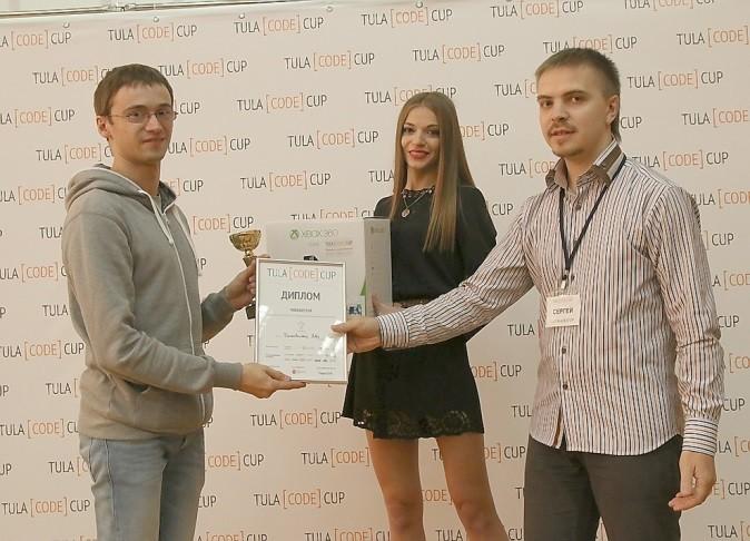 Tula Code Cup - Лев Рычковский
