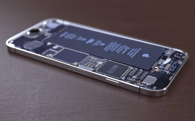 Iphone 7 в разборе