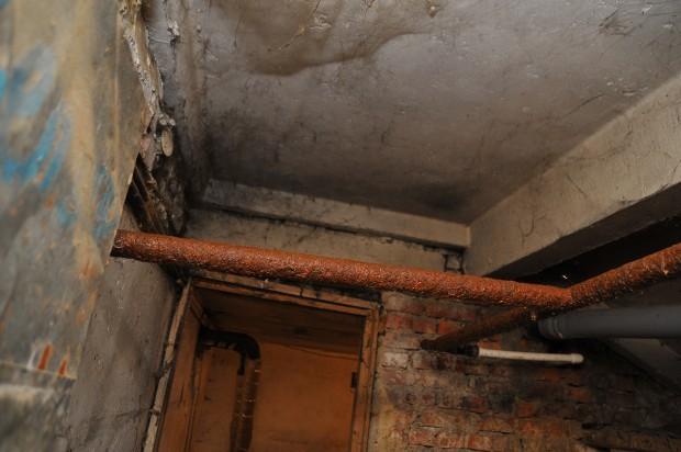 Ужасный подвал в Туле