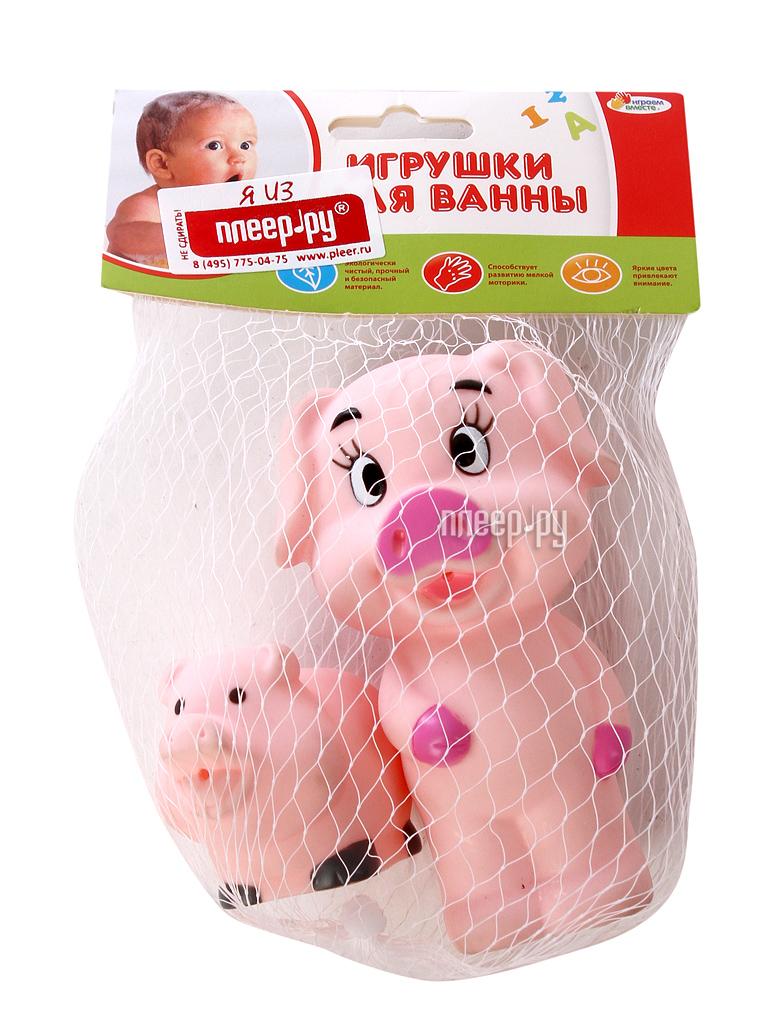 Игрушка Играем вместе Свинки LXB303-136