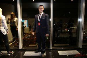 Александр Минаков в офисе Mail.Ru Group