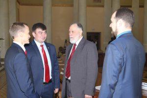 Александр Усанин Дмитрий Сидоров - мин культуры Владимир Павленко Владимир Крюков