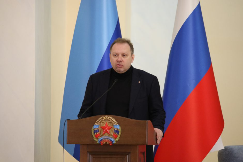 Выступление Олега Матвейчева