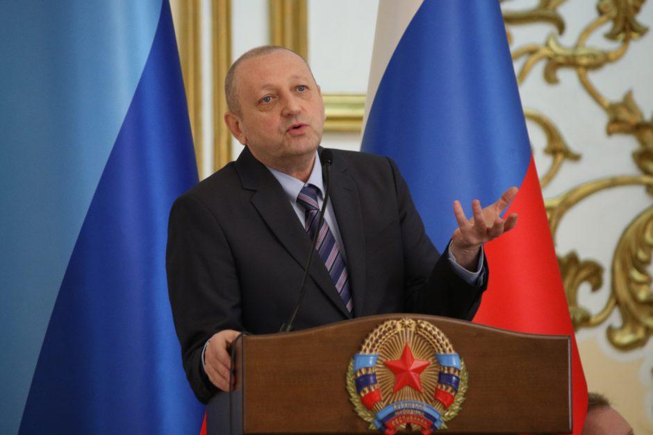 Выступление ректора Академии Матусовского - Валерия Филиппова