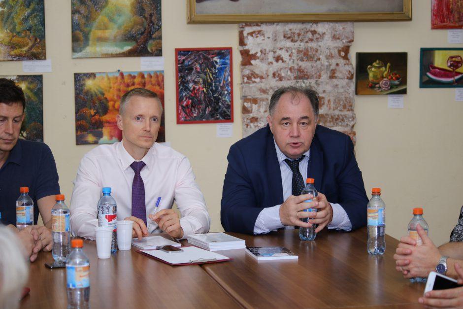 доктор экономических наук Сергей Афанасьев